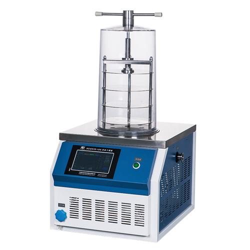 宁波新芝SCIENTZ-10ND钟罩式冷冻干燥机(压盖型)