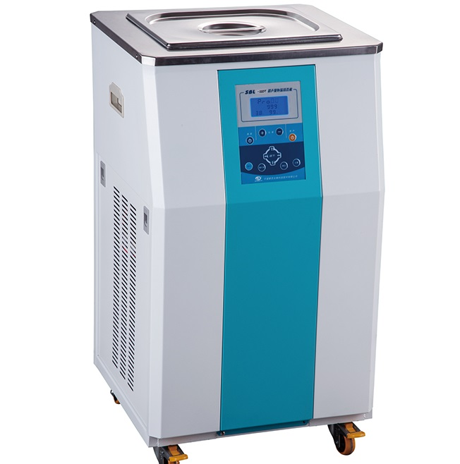 宁波新芝SBL-15DT超声波恒温清洗机