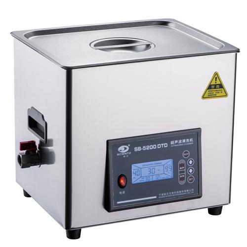 宁波新芝SB-5200DTD超声波清洗机(300瓦)