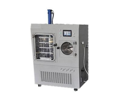 宁波新芝SCIENTZ-50F压盖型硅油加热系列冷冻干燥机